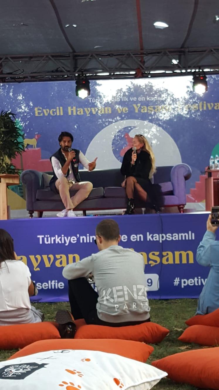 4. EVCİL HAYVAN VE YAŞAM FESTİVALİ – İSTANBUL