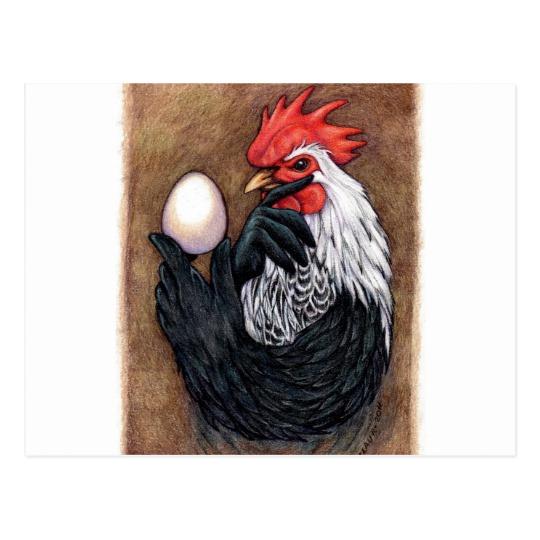 HOROZ YUMURTASI – Diye bir şey var mı? Horozlar yumurtlar mı?